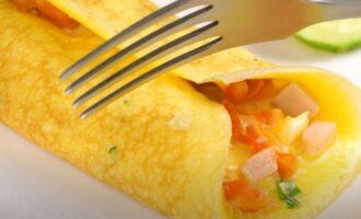 как приготовить вкусный завтрак из яиц