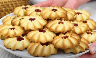 рецепт печенья курабье в домашних условиях