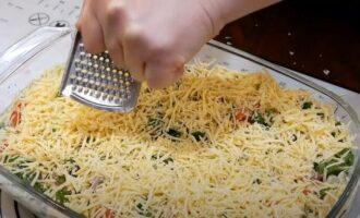 на запеканку трем сыр